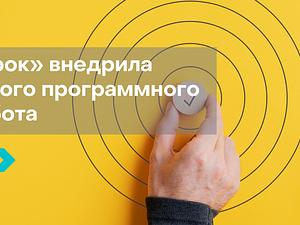 «Крок» внедрила программного робота в «Петербургской сбытовой компании»